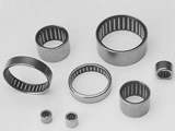 Drawn cup tension needle roller bearings