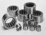 Entity bushed needle roller bearing